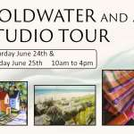 Coldwater and Area Studio Tour 2017